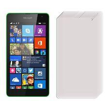 3 x Clear LCD Pellicola Proteggi Schermo FOIL SAVER per Microsoft Nokia Lumia 535