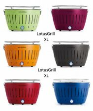 LOTUS GRILL XL BARBECUE PORTATILE PER ESTERNO E INTERNO A CARBONE LOTUSGRILL