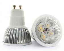 GU10 5 LED Lampadina a Faretto Spot  220V 5W Resa 50W Bianco Freddo 6000K PAVIA
