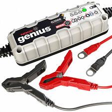 Noco UltraSafe Battery Charger and Maintainer  G3500EU 6V & 12V 3.5A EU plug
