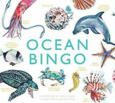 Ocean Bingo (Magma for Laurence King) by Unwin, Mike, NEW Book, (Game) FREE & Fa