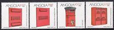 4127 - Angola 1994 - Mail Box - MNH Set