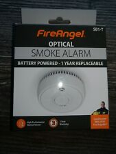 Fire Angel Optical Smoke Alarm
