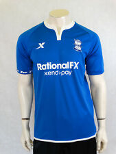 Birmingham City Home Football Shirt Jersey Trikot 2011 - 2012 Xtep M # 17 Rooney