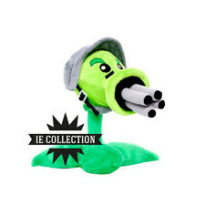Plants against zombies mitragliasemi Gatling plush plants vs. zombies Blowguns