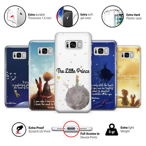 The Little Prince Movie Le Petit Prince Quote GEL Phone Case Cover for Samsung