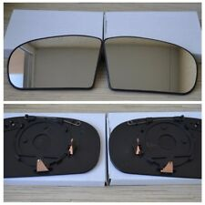 Side Mirror Heated Glass 2001-2007 Right & Left For Mercedes E C Class W211 W203
