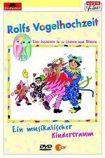 "Rolf Zuckowski ""Rolfs uccelli nozze"" DVD merce nuova!!!"