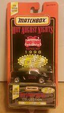 1998 Matchbox 2nd edition- Hot August Nights- 1962 Corvette  Rubber tires
