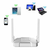 High Power WiFi Router Smart Home Dual Band Gigabit Wireless Internet Router 5G