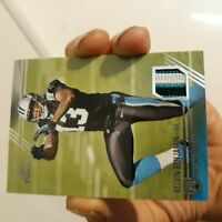 Kelvin Benjamin 2014 Topps Prime Rookie Jersey Patch Relic #PP-KB Panthers RC