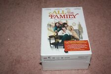 All in the Family: The Complete Series (DVD, 2012, 28-Disc Set) *Brand New*