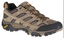 Merrell Moab 2 Vent Ventilator Walnut Hiking Boot Shoe Men's sizes 7-15 WIDE/NEW