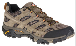 Merrell Moab 2 Vent Ventilator Walnut Hiking Boot Shoe Men's sizes 7-15 WIDE/NEW