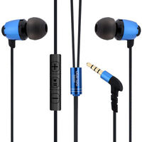 Earphone In-ear Stereo Earbuds Headphone Headset for Samsung With MIC 3.5mm LG