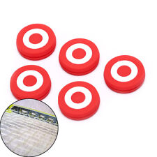Red target cute tennis racket shock absorber racquet vibration dampeners Nice P1
