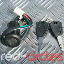 ATV QUAD BIKE SPARE IGNITION SPARE KEY & BARREL 50cc 70cc 90cc 110cc etc