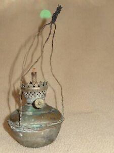 Vintage Nautical Kerosene Lantern Lamp Hanging Lantern