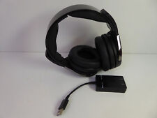 PDP Afterglow NUR PS4/PS3/PC Wireless Black Headset Only with USB Adapter