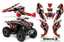 Can-Am Renegade Graphics Kit by CreatorX Decals Stickers TRIBALX WR