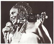 MIRIAM MAKEBA photo Mama Afrika South African singer