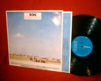RON E l'Italia che va LP 1986 1st press + Inner EX+
