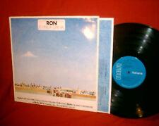 RON E l'Italia che va LP 1986 1st press + Inner EX+