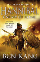 Hannibal: Enemy of Rome (Hannibal 1), Kane, Ben, Very Good Book