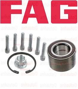 FAG  Q7 Touareg Cayenne OEM Wheel Bearing KIT with Hardware