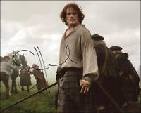 "Sam Heughan ""Outlander"" AUTOGRAPH Signed 'Jamie Fraser' 8x10 Photo C ACOA"