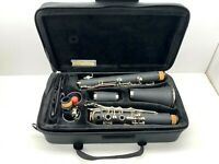 Jean Paul Wind Instruments Clarinet in Carrying Case. USED - JOINT IS BROKEN