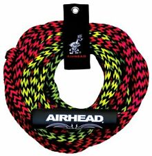 2 Rider 2 Section Tube Rope Waterski Jet Ski Towsports Line Water Sports Outdoor