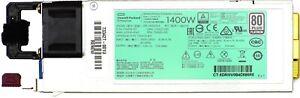 HP (754383-001) Flex Slot HS PSU 1400W 'Platinum Plus' (720620-B21)