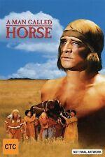 A Man Called Horse (DVD, 2004) Richard Harris R4 🇦🇺Brand New Sealed