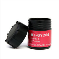 Gray Silicone Compound Thermal Conductive Grease Paste for PC CPU Heatsink FO
