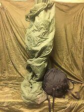 US Military Issue Mummy Modular Patrol Sleeping-Bag MSS USGI  OD Green Tennier