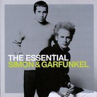 "SIMON & GARFUNKEL ""THE ESSENTIAL- BEST OF"" 2 CD NEU"
