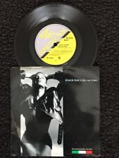 "BLACK BOX-Ride On Time (Massive MIX)/(Epsom MIX) VINILE 7"" PB 43055 (1989)"