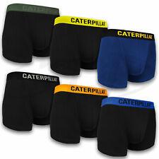 CAT CATERPILLAR Herren Boxershorts Boxer Short Retro Short Unter Hose M L XL XXL