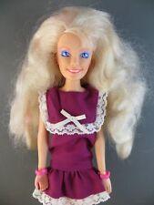 1980's Hasbro Rock'n Curl Jem of the Holograms Original Doll 4002 #160