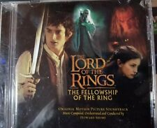 The Lord of the Rings: The Fellowship of the Ring howard shore [Frodo] LOTR CD