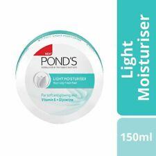 Ponds Light Moisturiser Non-Oily Fresh Feel With Vitamin E + Glycerine 150ml