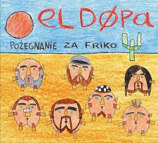 El dupa - Pozegnanie za friko (CD)  2013  NEW