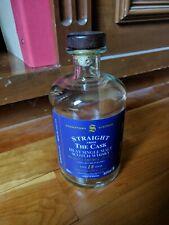 Ardbeg Scotch whisky bottle (empty), Signatory Aged 18 Years Straight from cask
