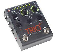New DigiTech Trio+ Band Creator Plus Looper Guitar Effects Pedal! Trio +