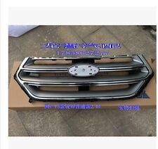 For Ford EDGE 2.7T 2015-2016 Sport-Style ABS Plastic Front Grille