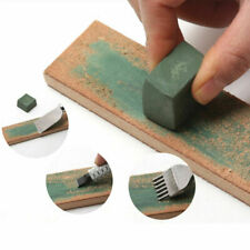 1PC Leather Strop Sharpening Polishing Compound Leathercraft Abrasive Tool