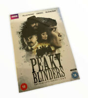 Peaky Blinders Series 1-3 Boxset DVD New Sealed 6 Disc Set Fast Free Uk Shipping