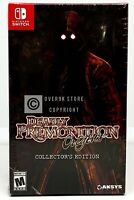 Deadly Premonition Origins - Collector's Edition - Nintendo Switch - New