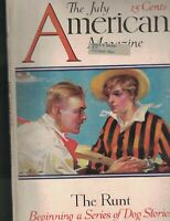 American Magazine July 1915 Jerome Travers Golf Lord Kitchener David Grayson